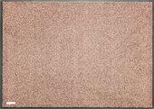 Коврик придверный 50x70см для помещения бежевый, полиамид Golze Broadway 1680-40-001-03