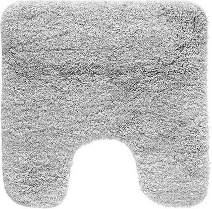 Коврик для туалета 55x55см светло-серый Spirella Gobi 1012509