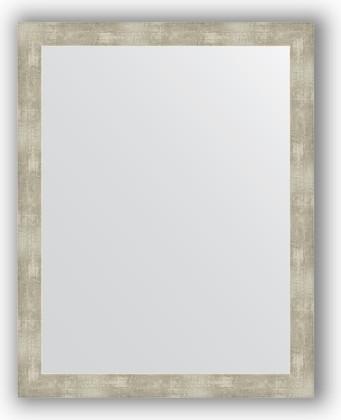 Зеркало в багетной раме 74x94см алюминий 61мм Evoform BY 3268