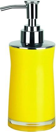 Spirella SYDNEY Ёмкость для жидкого мыла с дозатором, основной цвет жёлтый, артикул 1011350