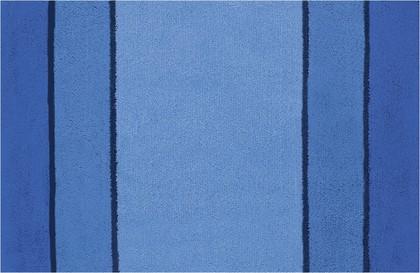Коврик для ванной 60x90см голубой Spirella Calma 1014483