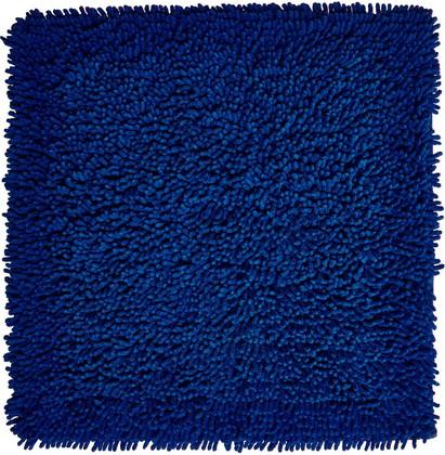 Коврик для ванной 55x55см синий Grund CORALL 2624.61.7147