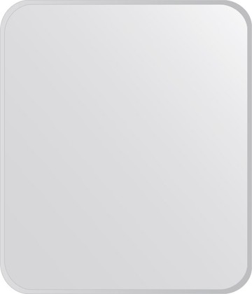 Зеркало для ванной 60x70см с фацетом 10мм FBS CZ 0038