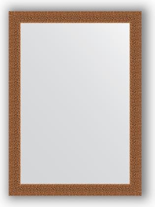 Зеркало в багетной раме 51x71см мозаика медь 46мм Evoform BY 3035