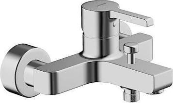 Однорычажный смеситель для ванны Hansa FORM 49742103