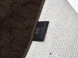 Коврик для ванной 55x80см, шоколадный Grund Trellis B4030-155106317