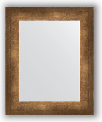 Зеркало 42x52см в багетной раме 66мм старая бронза Evoform BY 1352