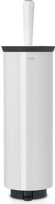 Туалетный ёршик Brabantia White настенный, белый 483325