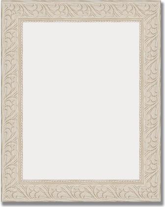 Зеркало 41x51см в багетной раме белёный дуб Evoform BY 1348