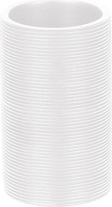 Стакан полирезин/бамбук, белый Kleine Wolke Kyoto 5079100852