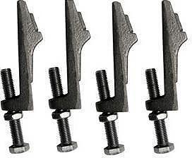 Комплект ножек для чугунной ванны, Россия Roca 600224