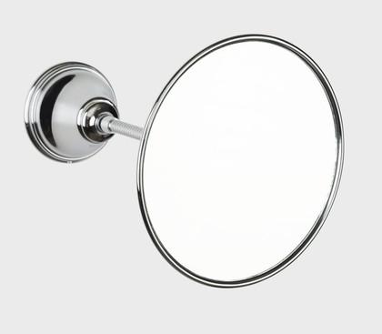 Косметическое зеркало 14см, хром TW Harmony TWHA025cr