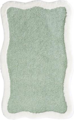 Коврик для ванной 60x100см мятный Grund Tutti 2571.16.4075