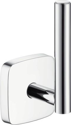 Держатель для запасного рулона туалетной бумаги, хром Hansgrohe PuraVida 41518000
