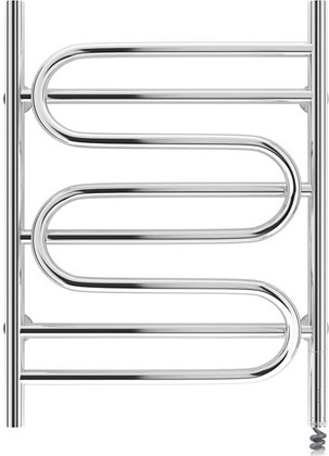 Полотенцесушитель электрический, 700x500мм Сунержа Иллюзия 00-0545-7050