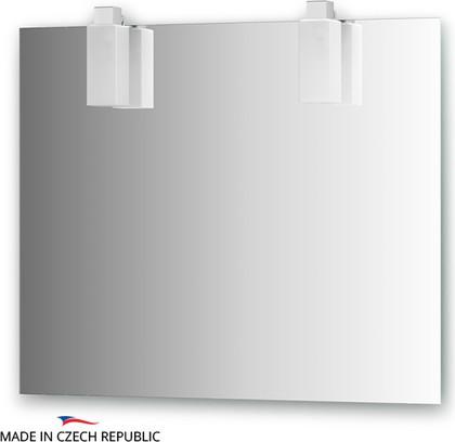 Зеркало со светильниками 90x75см Ellux RUB-B2 0212