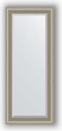 Зеркало 61x146см с фацетом 30мм в багетной раме хамелеон Evoform BY 1265