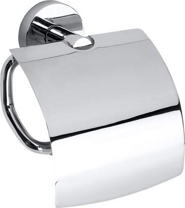 Держатель туалетной бумаги с крышкой 160х135мм Bemeta Omega 104112012