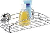 Полочка-решётка для ванной, хром Wenko SUPER-LOC 16768100