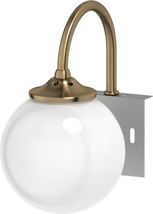 Светильник для зеркала, античная бронза 3SC STI 525