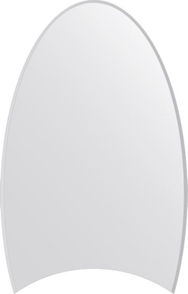 Зеркало для ванной 60/70x110см с фацетом 10мм FBS CZ 0443
