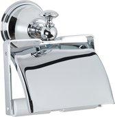 Держатель туалетной бумаги TW Harmony с крышкой, хром TWHA219cr