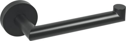 Держатель туалетной бумаги Bemeta Dark без крышки, правый, чёрный 104212030