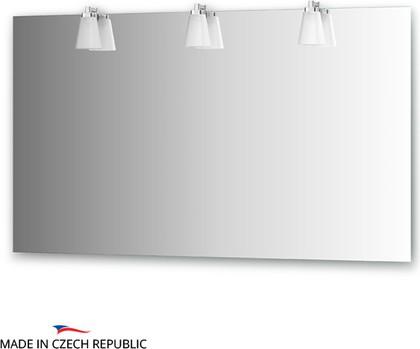 Зеркало со светильниками 130x75см Ellux LAG-A3 0216