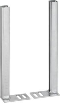 Ножки для монтажа подвесного унитаза к некапитальной стене Geberit Monolith 131.104.00.1