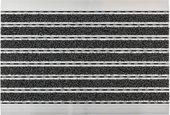 Коврик придверный Golze Elegant Mat, 40x60, резина, алюминий 1870-15-01