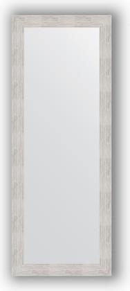 Зеркало в багетной раме 56x146см серебреный дождь 70мм Evoform BY 3112