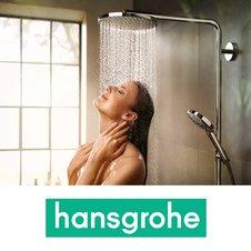 Принимайте душ на новом уровне – с технологиями от Hansgrohe