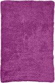 Коврик для ванной комнаты хлопковый 50x70см фиолетовый Spirella Campus 4006789