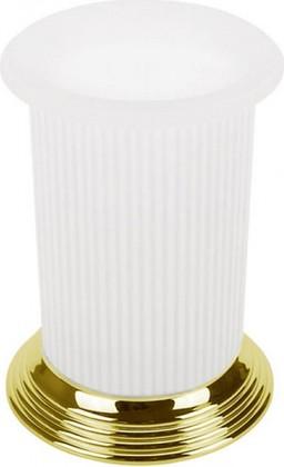 Стакан настольный, золото/матовое стекло Colombo Hermitage B3341.HPS