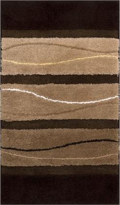 Коврик для ванной 60x90см коричневый Grund Lavia b3130-14025