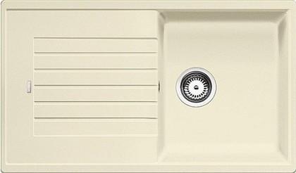 Кухонная мойка оборачиваемая с крылом, гранит, жасмин Blanco Zia 5 S 520516