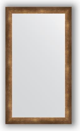 Зеркало 66x116см в багетной раме 66мм старая бронза Evoform BY 1090