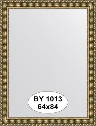 Зеркало 64x84см в багетной раме золотой акведук Evoform BY 1013