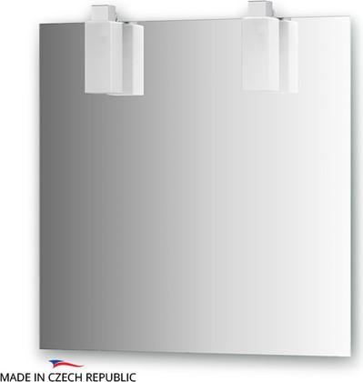 Зеркало со светильниками 75х75см Ellux RUB-B2 0210