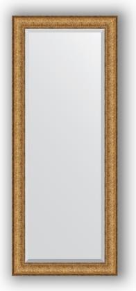 Зеркало 59x144см с фацетом 30мм в багетной раме медный эльдорадо Evoform BY 1263