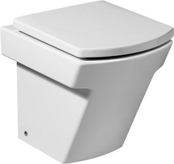 Напольный унитаз с двойным выпуском, белый Roca HALL 347627000