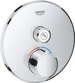 Смеситель для душа Grohe SmartControl, 1 потребитель, круглый, хром 29144000