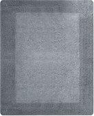 Коврик для ванной комнаты 55x65см серый Spirella GAIA 1018047