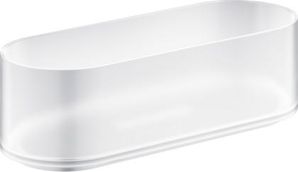 Полочка для душа Grohe Selection без держателя, матовое стекло 41037000