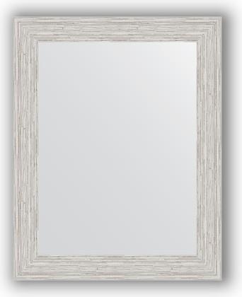 Зеркало в багетной раме 38x48см серебрянный дождь 46мм Evoform BY 3005