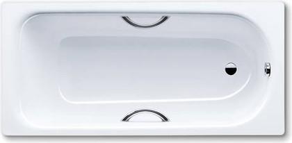 Ванна стальная 170x75см с отверстиями для ручек Kaldewei SANIFORM PLUS STAR 336 1336.0001.0001