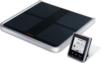 Весы напольные электронные с дисплеем 150кг/100гр Soehnle Body Balance Comfort Select 63760