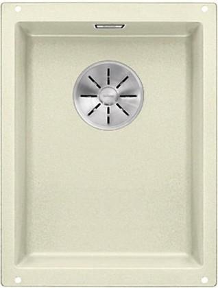 Кухонная мойка Blanco Subline 320-U, отводная арматура, жасмин 523411