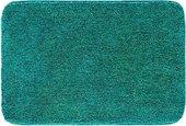 Коврик для ванной Grund Melange 50x80, полиакрил, бирюзовый 4102.11.4126