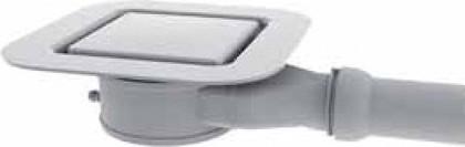 Сифон для Conoflat с горизонтальным сливом, для установочной системы Kaldewei 4092 687770710001